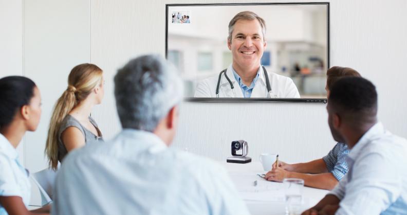 Współpraca z ekspertami medycznymi z całego świata