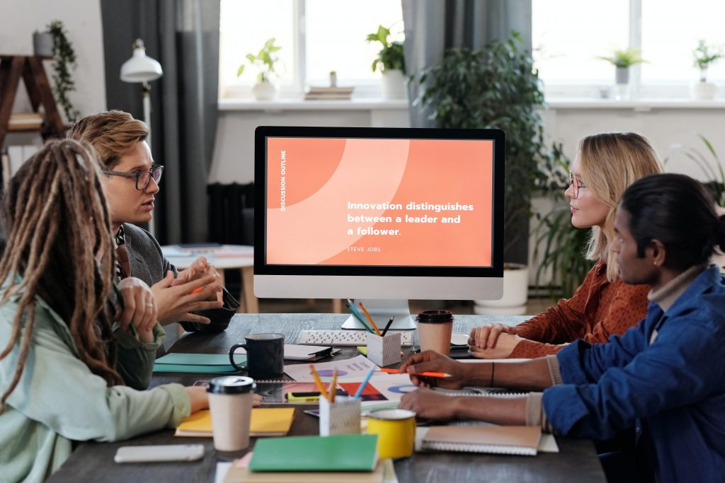 Planowanie promowania firmy